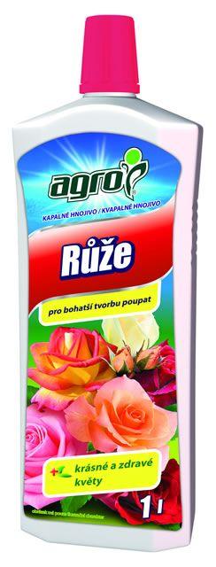 AGRO Kvapalné hnojivo na ruže 1l