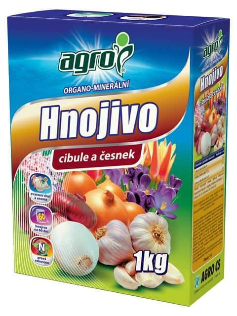 AGRO OM hnojivo na cibuľu a cesnak 1kg