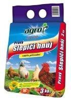 AGRO Pravý slepačí hnoj 3kg
