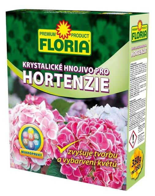 FLORIA Kryštalické hnojivo na hortenzie 350g