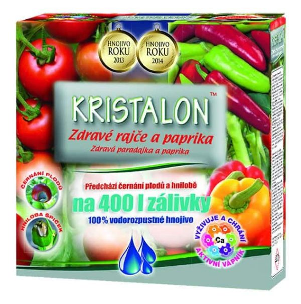 KRISTALON Zdravá paradajka a paprika 500g