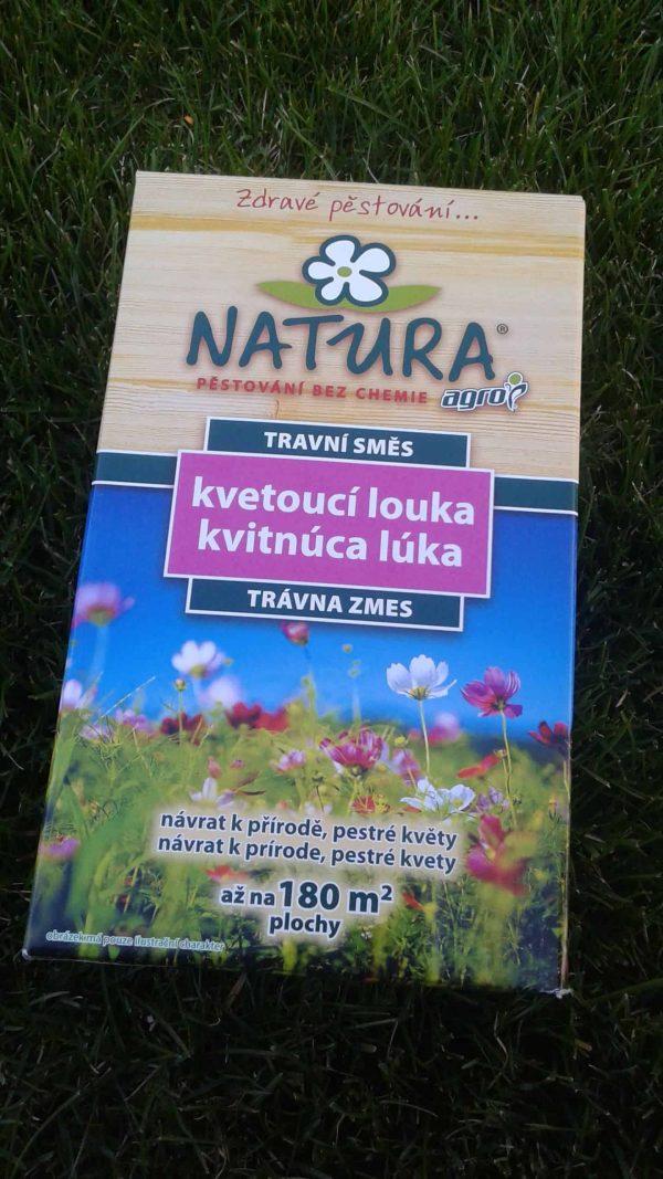 NATURA Trávna zmes kvitnúca lúka 0,9kg