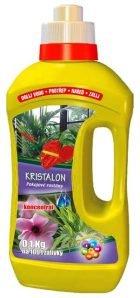 KRISTALON izbové rastliny koncentrát vo fľaši 100g