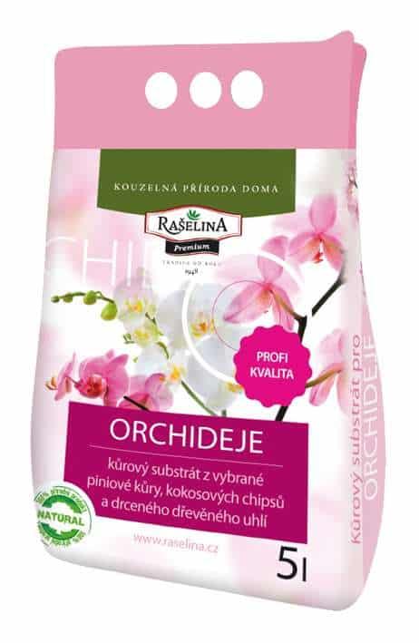 Substrát pre orchidey kôrový 5l SOB