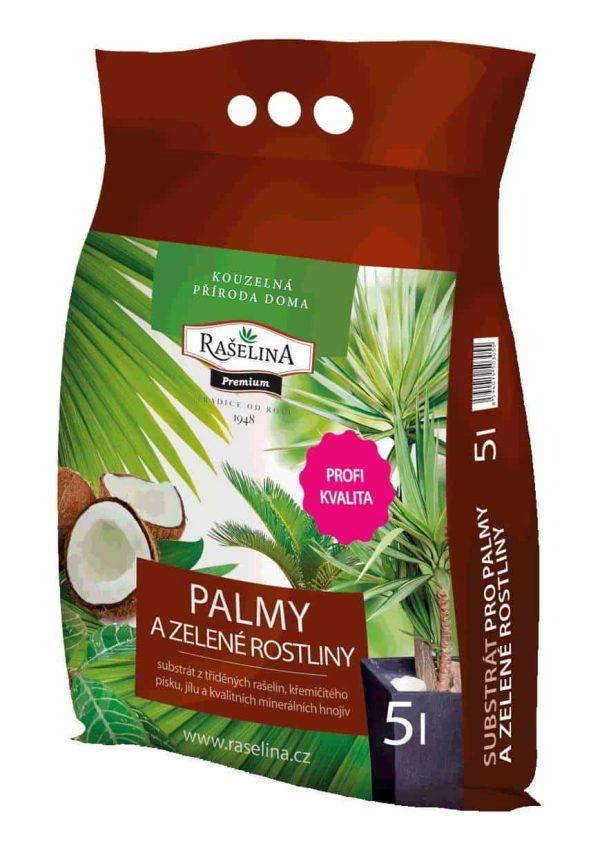 Substrát pre palmy a zelené rastliny 5l SOB
