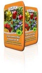 Záhradnícky substrát B + humus 70l SOB