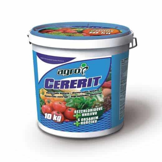 AGRO Cererit 10kg plastové vedro