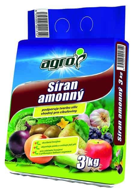 AGRO Síran amónny 3kg