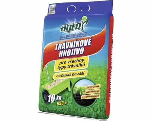 AGRO Trávnikové hnojivo 10kg