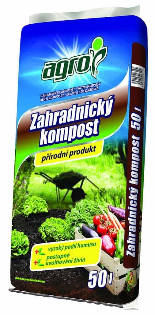 AGRO Záhradnícky kompost 50l
