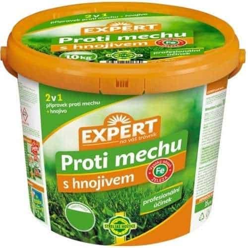 Expert trávnikový proti machu 5kg
