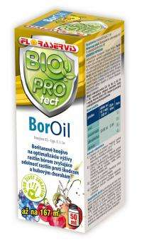 BorOil 50ml FLORASERVIS