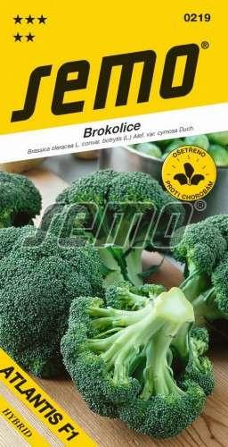 Brokolica ATLANTIS F1  40sem. SEMO
