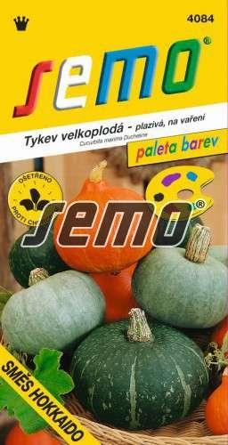 Tekvica HOKKAIDO zmes 10s. SEMO