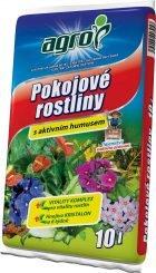 Substráty pre izbové rastliny a bylinky