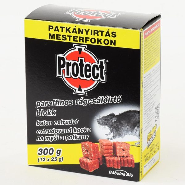 PROTECT extrudovaná kocka 12x25g