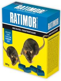 Ratimor parafinový blok 300g