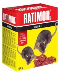 Ratimor granule 150g