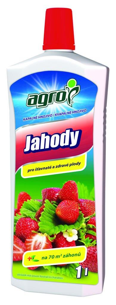 agro kvapalne hnojivo jahody 1l