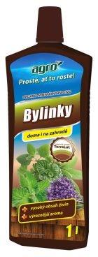 agro organicko mineralne kvapalne hnojivo bylinky 1l