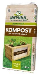 natura kompost pro vyvysene zahony 50l