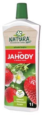 natura kvapalne hnojivo jahody 1l