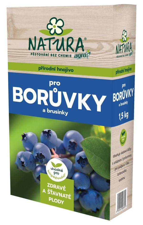 natura organicke hnojivo cucoriedky brusnice 1,5kg