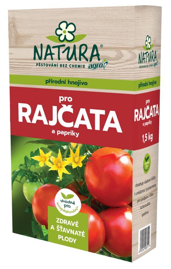 natura organicke hnojivo paradajky papriky 1,5kg