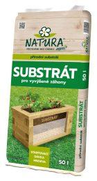 natura substrat pro vyvysene zahony 50l