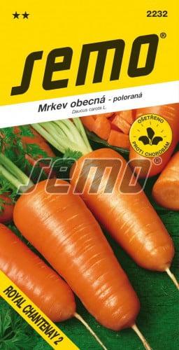 Mrkva ROYAL CHANTENAY 2 3g SEMO