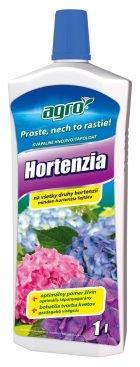 agro kvapalne hnojivo hortenzie 1l