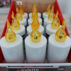 Kahanec diodový Svetielko žltý