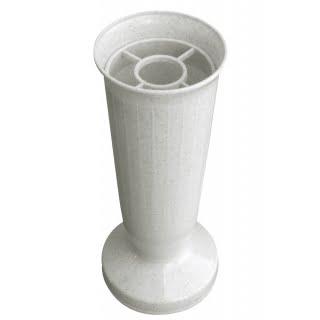 Váza záťažová mramor