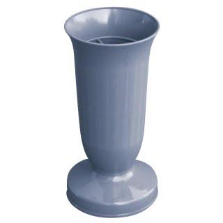 Váza záťažová striebro